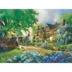 Puzzle  Cobble-Hill-54332 Pièces XXL - Douglas Laird - Old Coach Inn