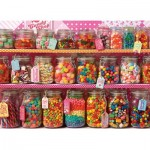 Puzzle  Cobble-Hill-54601 Pièces XXL - Family - Candy Counter