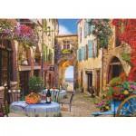Puzzle  Cobble-Hill-57119 Un village en France