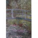 Puzzle  Piatnik-5346 Monet Claude : Pont Japonais