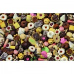 Puzzle  Piatnik-5368 Cookies en folie