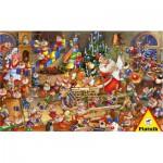 Puzzle  Piatnik-5379 Ruyer - Noël
