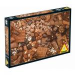 Puzzle  Piatnik-5382 Chocolats !