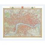 Puzzle  Piatnik-5424 Plan de Londres, 1831