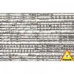 Puzzle  Piatnik-5434 Partition musicale
