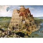 Puzzle  Piatnik-5639 Brueghel : La Tour de Babel