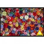 Puzzle  Piatnik-5687 Boutons
