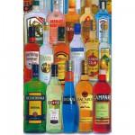 Puzzle  Piatnik-5689 Alcools du monde