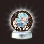 Pintoo-A2395 Puzzle en Plastique avec LED - Signe du Zodiaque de Stanley : Sagittaire