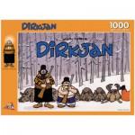 Puzzle  PuzzelMan-007 Dirkjan : La chasse