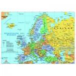 Puzzle  PuzzelMan-123 La carte de l'Europe