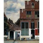 Puzzle  PuzzelMan-386 Collection Rijksmuseum Amsterdam - Vermeer Johannes : La Petite Rue