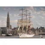 Puzzle  PuzzelMan-405 Belgique : Anvers