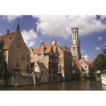 Puzzle  PuzzelMan-406 Belgique : Bruges