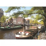 Puzzle  PuzzelMan-422 Pays Bas : Amsterdam