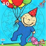 Puzzle  PuzzelMan-434 Les ballons
