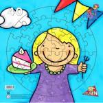 Puzzle  PuzzelMan-436 Le gâteau