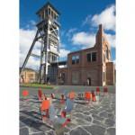 Puzzle  PuzzelMan-561 Belgique : Mine de Winterslag à Genk