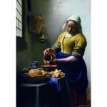 Puzzle  PuzzelMan-570 Collection Rijksmuseum Amsterdam - Vermeer Johannes : La Laitière (Pièces mini)