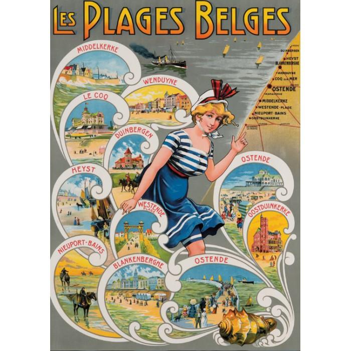 Les Plages Belges