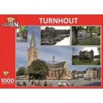 Puzzle  PuzzelMan-647 Belgique : Turnhout
