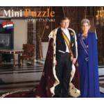 Puzzle  PuzzelMan-657 Couple Royal Willem-Alexander et Maxima des Pays-Bas