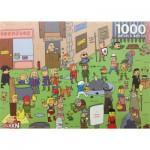 Puzzle  PuzzelMan-755 Humour