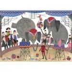 Puzzle  PuzzelMan-800 Circus