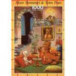 Puzzle  PuzzelMan-811 Marten Toonder - M. Bommel : Stories