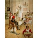 Puzzle  Puzzle-Michele-Wilson-A209-250 Larsson : Le jour de Noël