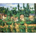 Puzzle  Puzzle-Michele-Wilson-A210-250 Cézanne : Le château de Médan