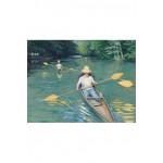 Puzzle  Puzzle-Michele-Wilson-A236-350 Gustave Caillebotte : Périssoires