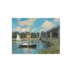 Puzzle  Puzzle-Michele-Wilson-A246-1000 Claude Monet : Le Pont d'Argenteuil