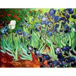 Puzzle  Puzzle-Michele-Wilson-A270-500 Van Gogh : Les Iris