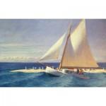 Puzzle  Puzzle-Michele-Wilson-A278-350 Hopper : Le bateau à voiles