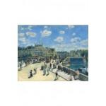 Puzzle  Puzzle-Michele-Wilson-A285-900 Auguste Renoir : Le Pont Neuf