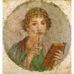 Puzzle  Puzzle-Michele-Wilson-A323-80 Art étrusque : Portrait d'une jeune femme