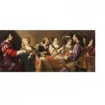 Puzzle  Puzzle-Michele-Wilson-A466-1000 Théodore Rombouts - Les Joueurs de Cartes
