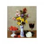 Puzzle  Puzzle-Michele-Wilson-A469-80 Fantin Latour - Nature Morte aux Fiançailles,