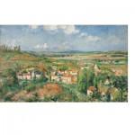 Puzzle  Puzzle-Michele-Wilson-A470-1000 Camille Pissarro - L'Hermitage en Eté, 1867