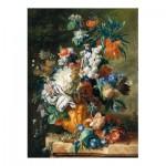 Puzzle  Puzzle-Michele-Wilson-A472-1000 Van huysum - Bouquet de Fleurs
