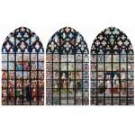 Puzzle-Michele-Wilson-A543-2500 Puzzle en Bois - Vitrail de Notre Dame d'Anvers