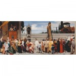Puzzle  Puzzle-Michele-Wilson-A548-1800 Leighton Frederic - Procession à Florence