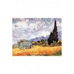 Puzzle  Puzzle-Michele-Wilson-A723-150 Vincent Van Gogh : Les Blés Jaunes