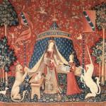 Puzzle-Michele-Wilson-Cuzzle-Z07 Puzzle en Bois - La Dame à la Licorne : Mon Seul Désir