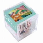Puzzle-Michele-Wilson-Cuzzle-Z276 Puzzle en Bois - Robert Delaunay: La Tour Eiffel
