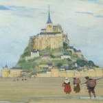 Puzzle-Michele-Wilson-Cuzzle-Z43 Puzzle en Bois - Mont Saint Michel