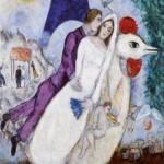 Puzzle-Michele-Wilson-Cuzzle-Z956 Puzzle en Bois - Marc Chagall