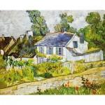 Puzzle-Michele-Wilson-H218-300 Puzzle en Bois - Vincent Van Gogh - Maison à Auvers
