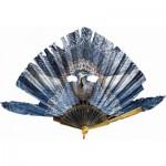 Puzzle  Puzzle-Michele-Wilson-P128-150 Eventail l'Oiseau Bleu